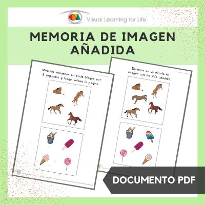 Memoria de Imagen Añadida