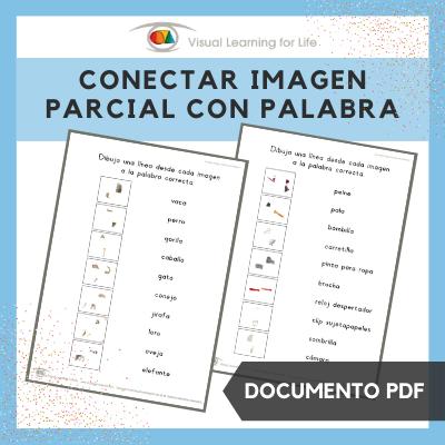 Conectar Imagen Parcial con Palabra