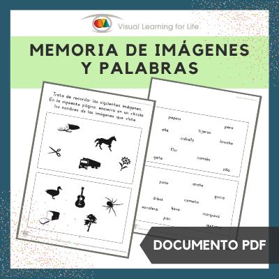 Memoria de Imágenes y Palabras