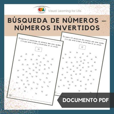 Búsqueda de Números – Números Invertidos