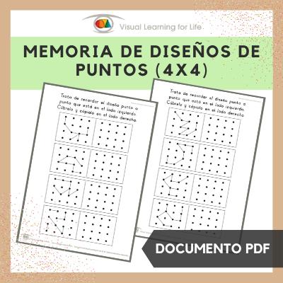 Memoria de Diseños de Puntos 4x4