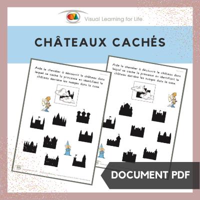 Châteaux cachés