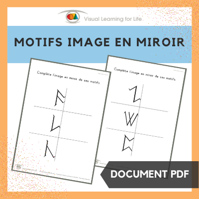 Motifs image en miroir