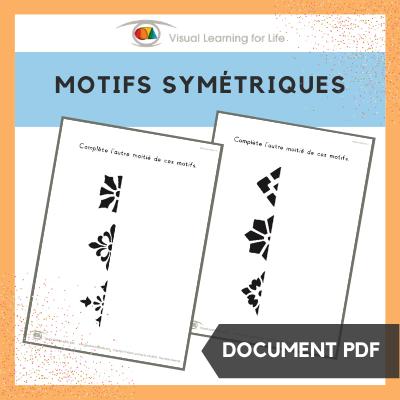 Motifs symétriques