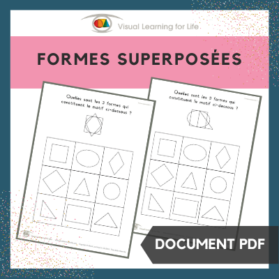 Formes superposées