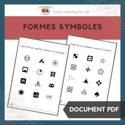Formes symboles