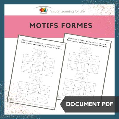 Motifs formes
