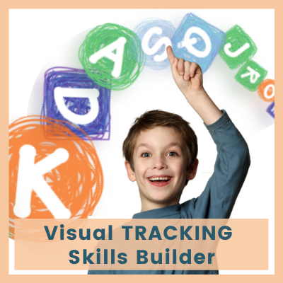 Visual TRACKING Skills Builder