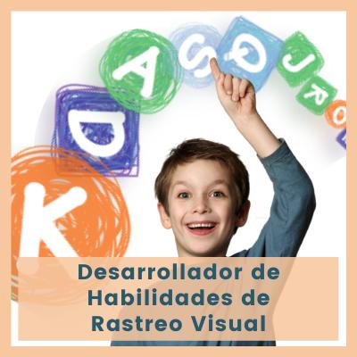 Desarrollador de Habilidades de Rastreo Visual