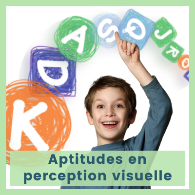 Aptitudes en perception visuelle
