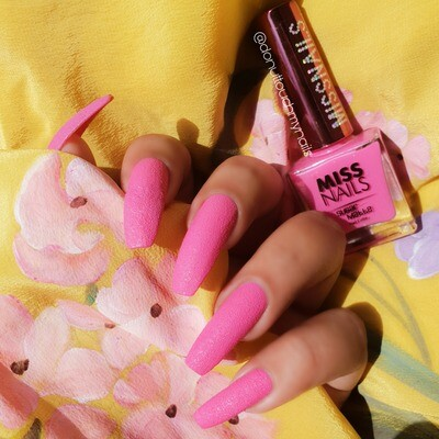 Sugar Matte Hot Pink