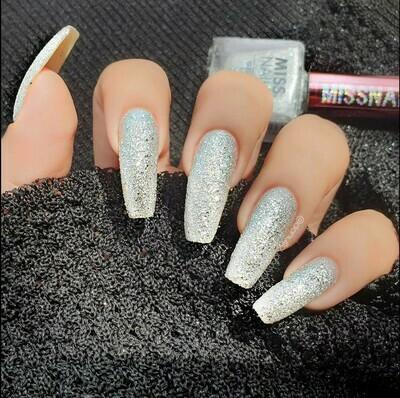 Sugar Matte Luxury Silver