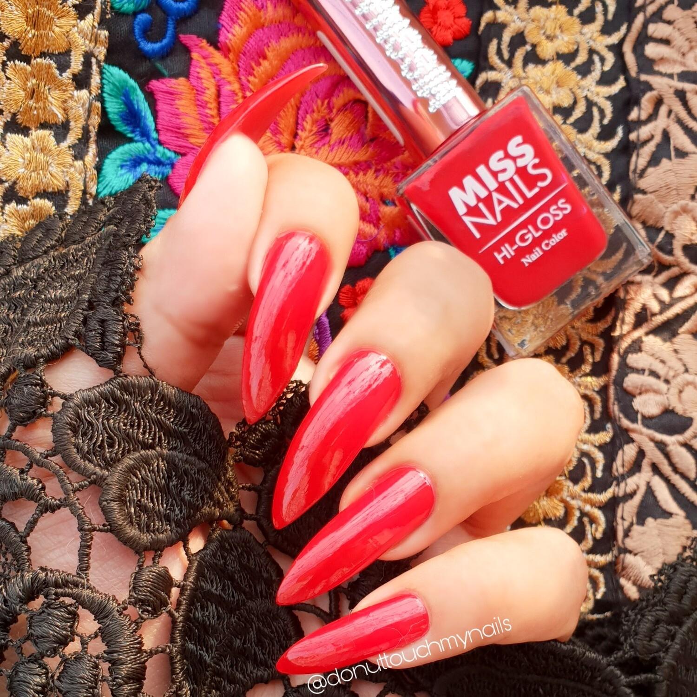 Hi-Gloss Rumpus Red