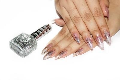 Pro Glitterati Silver
