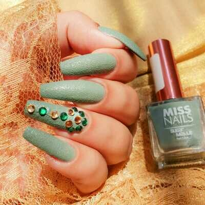 Sugar Matte Alpine Green