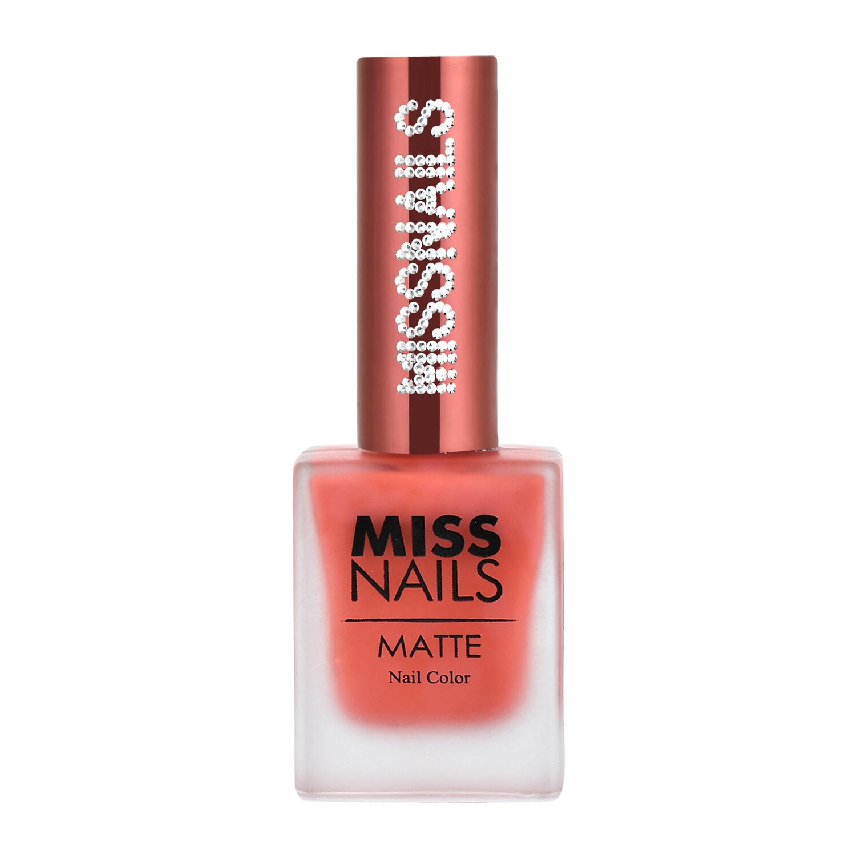 Matte Coral Blush