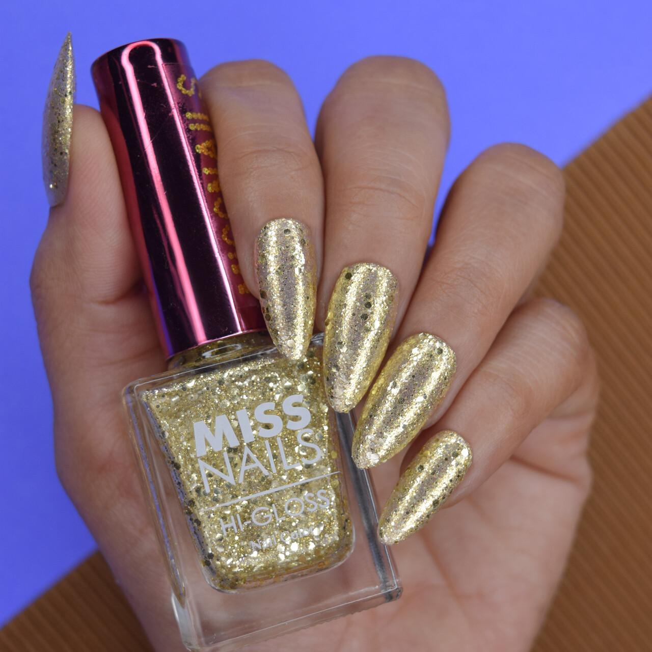 Hi-Gloss Gold Rush