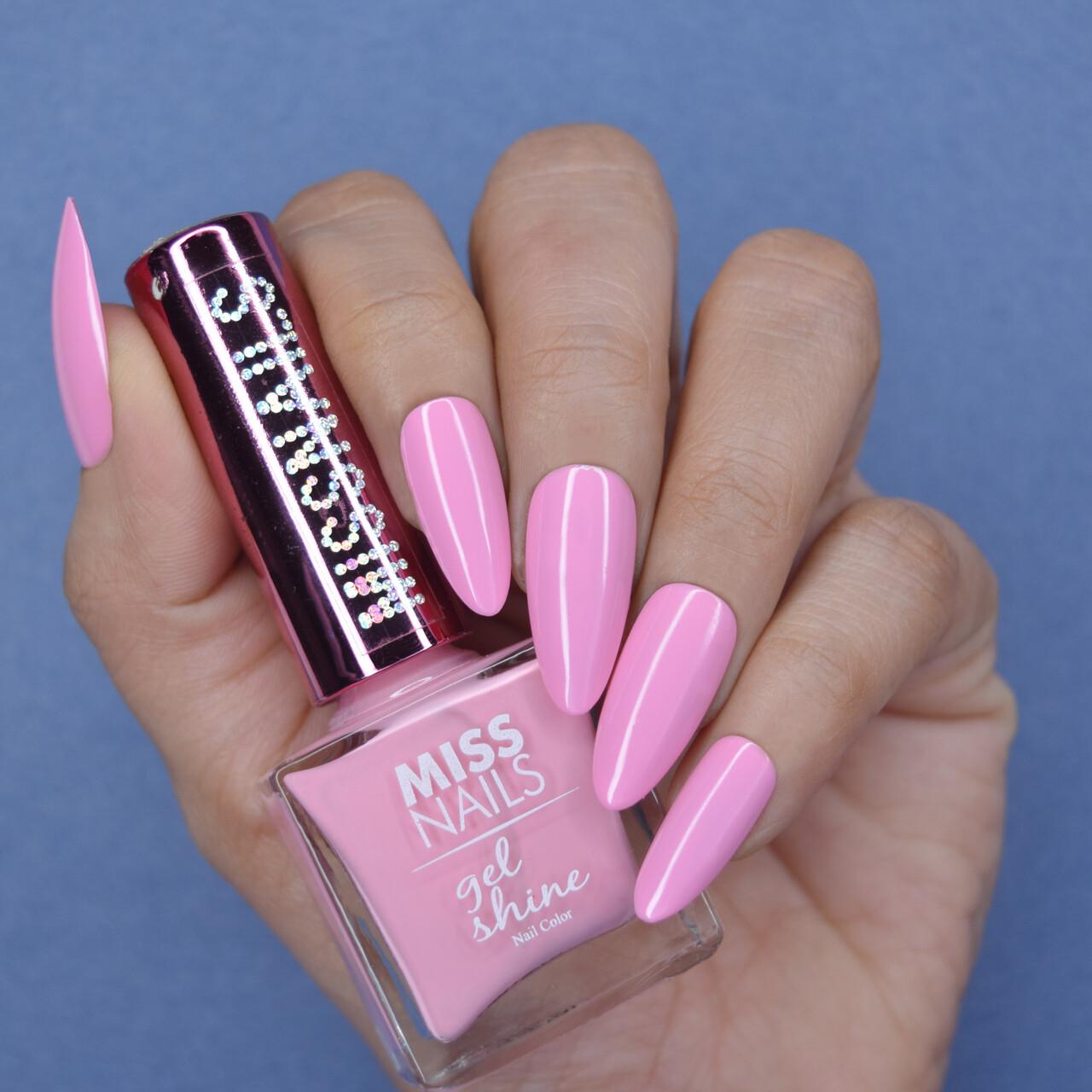 Gel Shine Gorgeous Pink