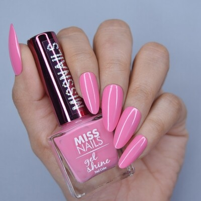 Gel Shine Pink Heart