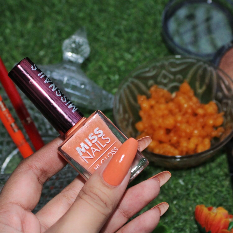 Hi-Gloss Orange Blossom