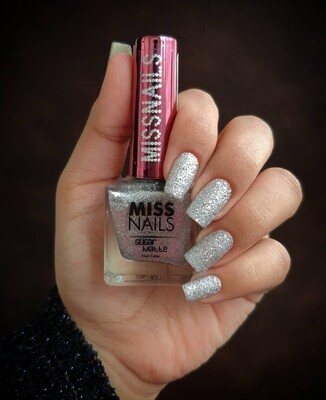 Sugar Matte Luxury Silver