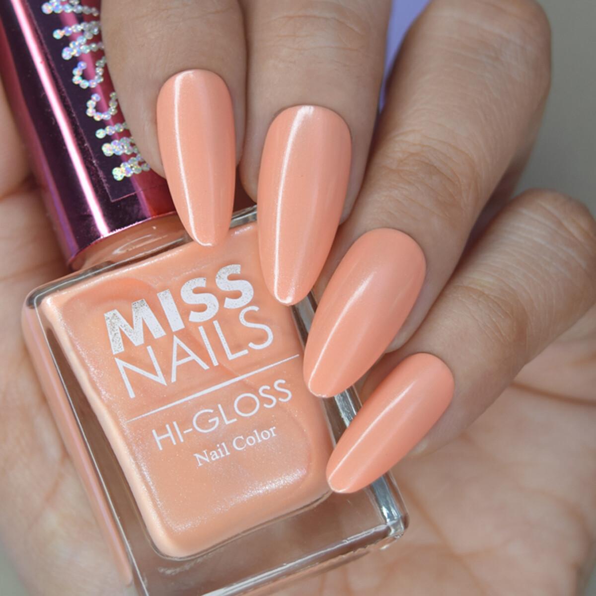 Hi-Gloss Pleasant Peach