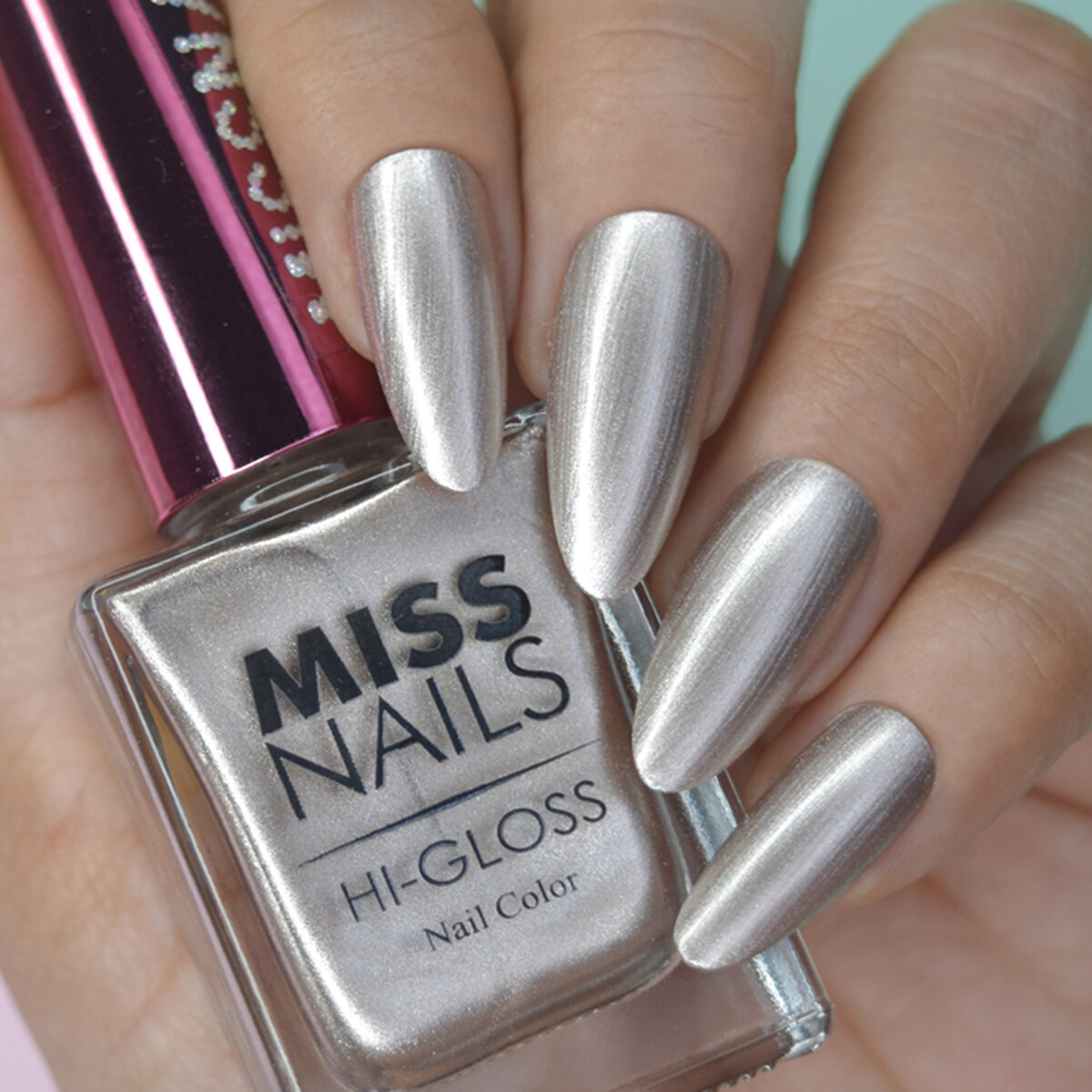 Hi-Gloss Iron Women