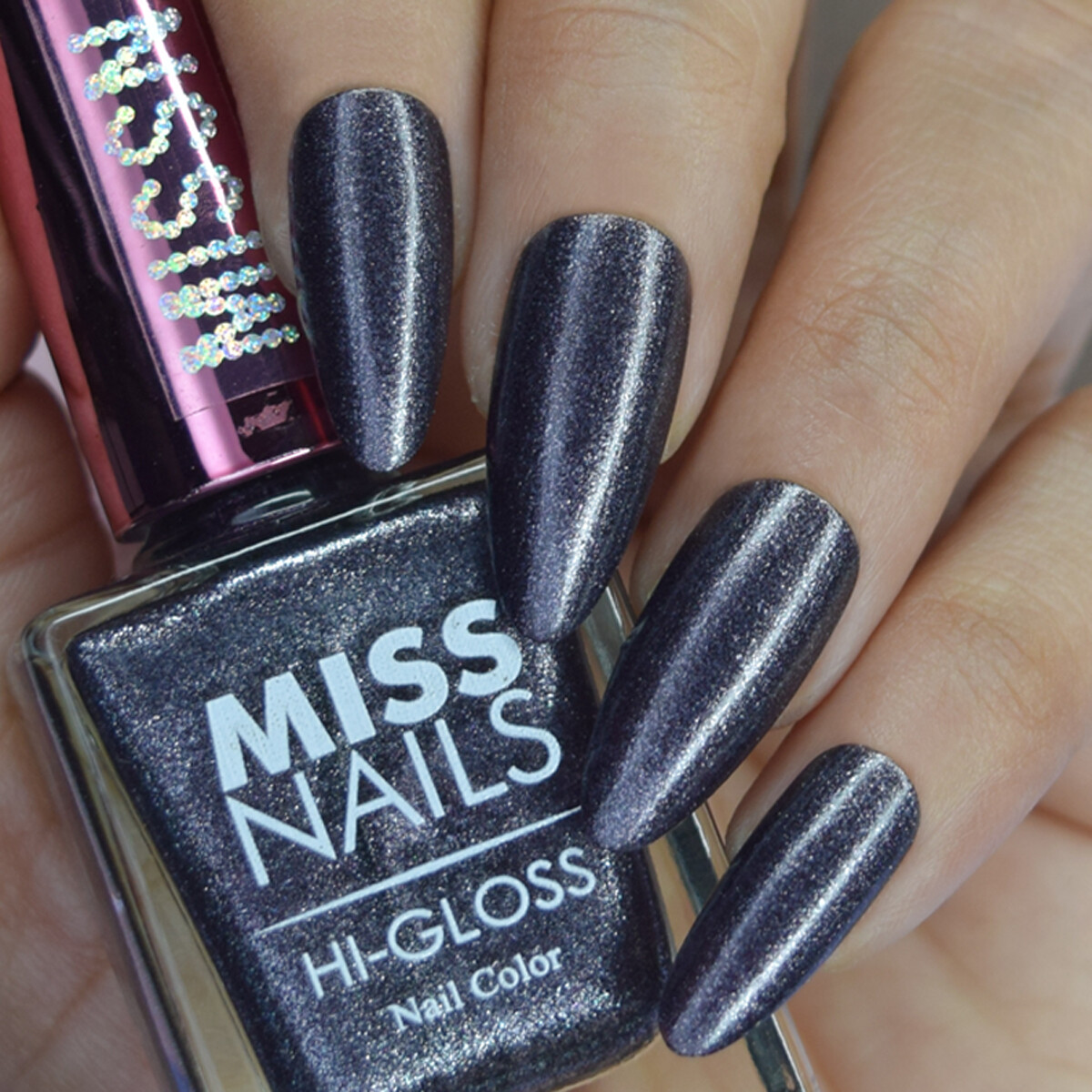 Hi-Gloss Magical Black