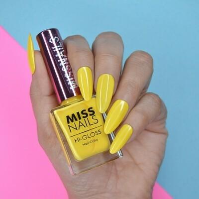 Hi-Gloss Taxi Yellow