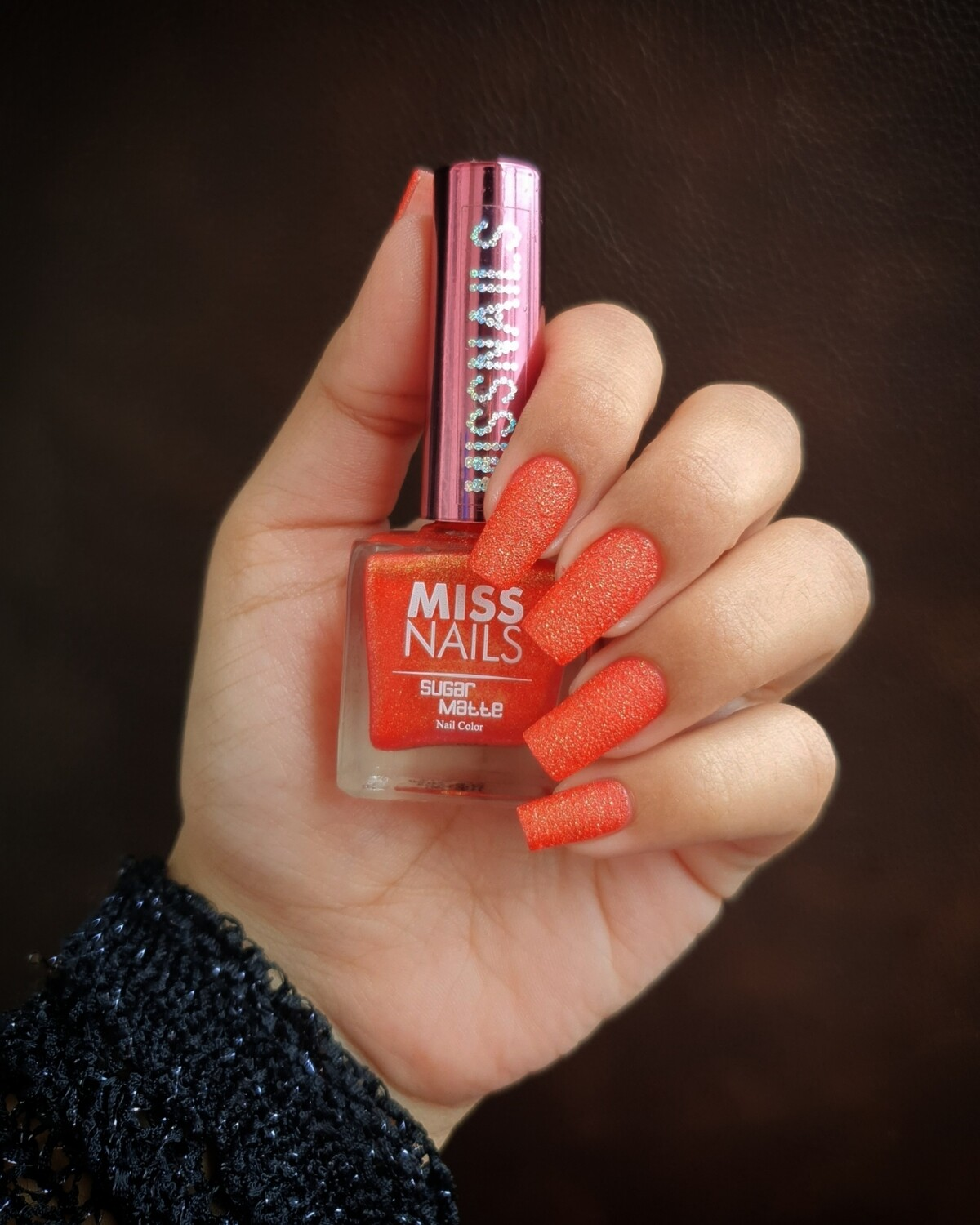 Sugar Matte Orange Pucker