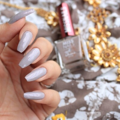 Gel Shine Gray My Love
