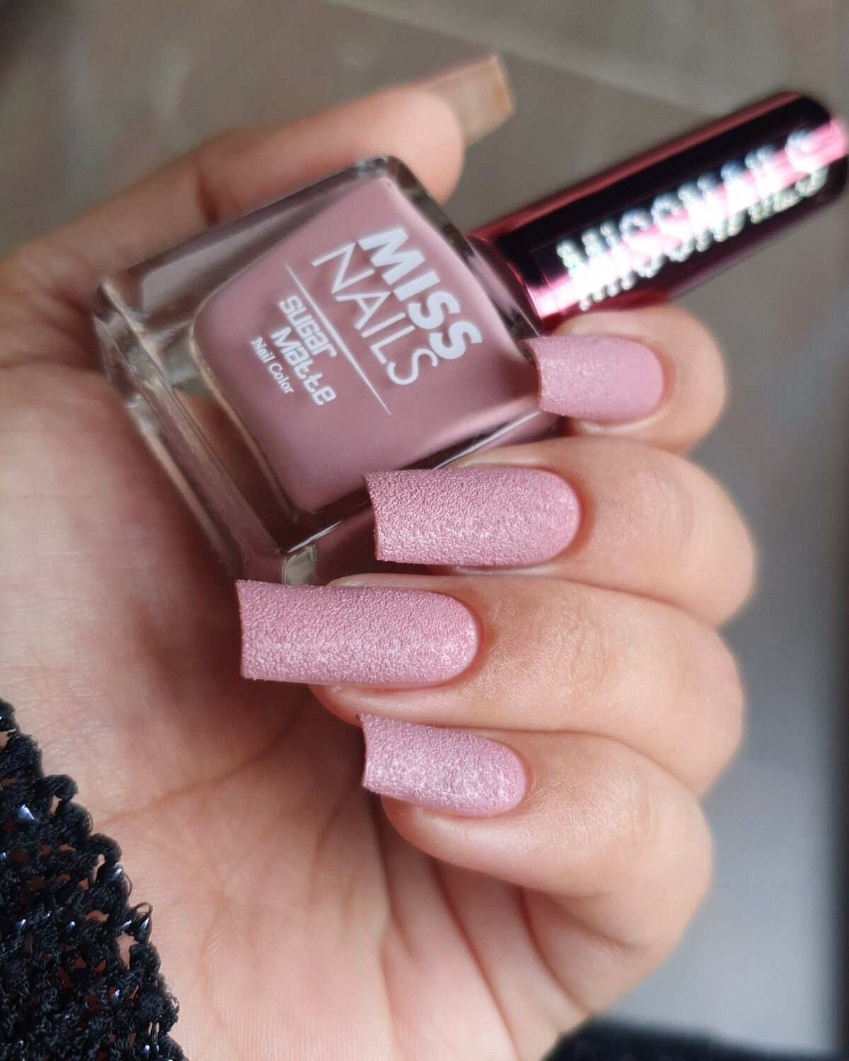 Sugar Matte Nude Stays Forever