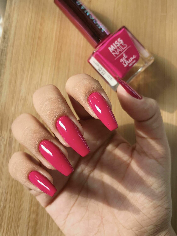 Gel Shine Pink Rock
