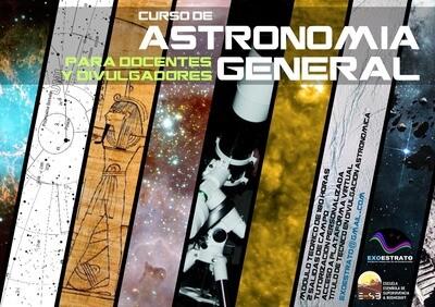 Curso de Astronomía General para docentes y divulgadores