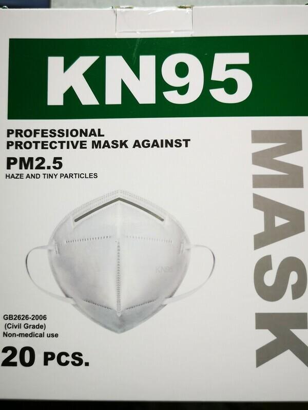 FFP 2 Gesichtsmasken / KN95