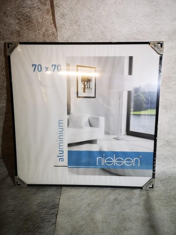 Bilder Rahmen Nielsen Alurahmen C2 inkl. Passepartout