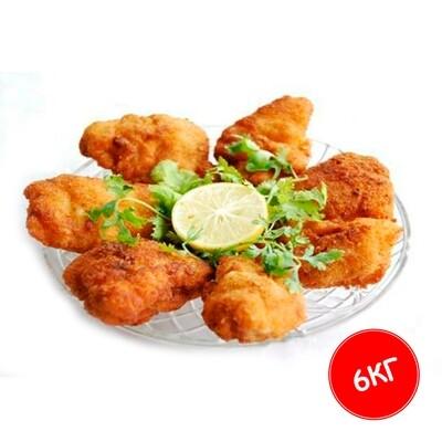 Нагетсы Куриные (обжаренные) Часар 1*6 кг