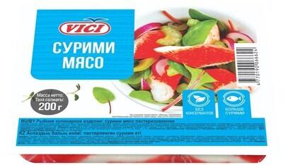 Крабовое мясо ВИЧИ Сурими 200гр*25шт