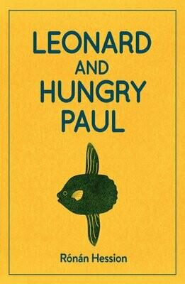 Leonard and Hungry Paul by Rónán Hession