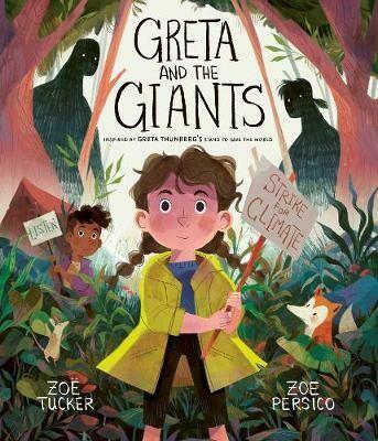 Greta and the Giants by Zoe Tucker and Zoe Persico