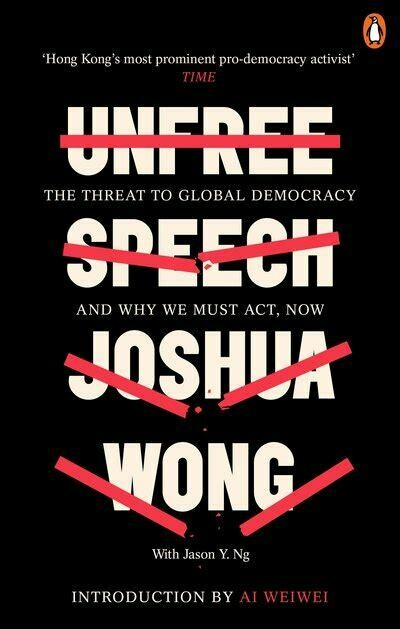 Unfree Speech: the threat to global democracy and why we must act now