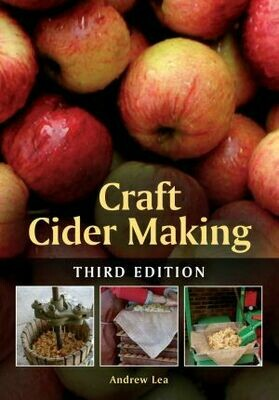 Craft Cider Making, 3rd edition