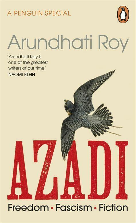 Azadi: freedom, fascism, fiction