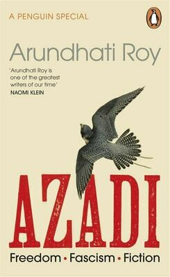 Azadi: freedom, fascism, fiction