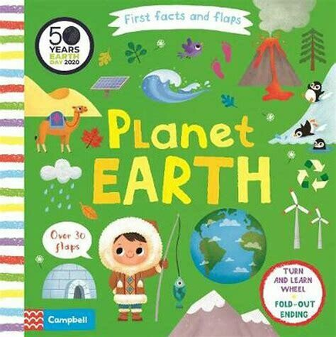 Planet Earth: first facts and flaps