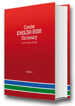 Concise English-Irish Dictionary Foclóir Béarla-Gaeilge