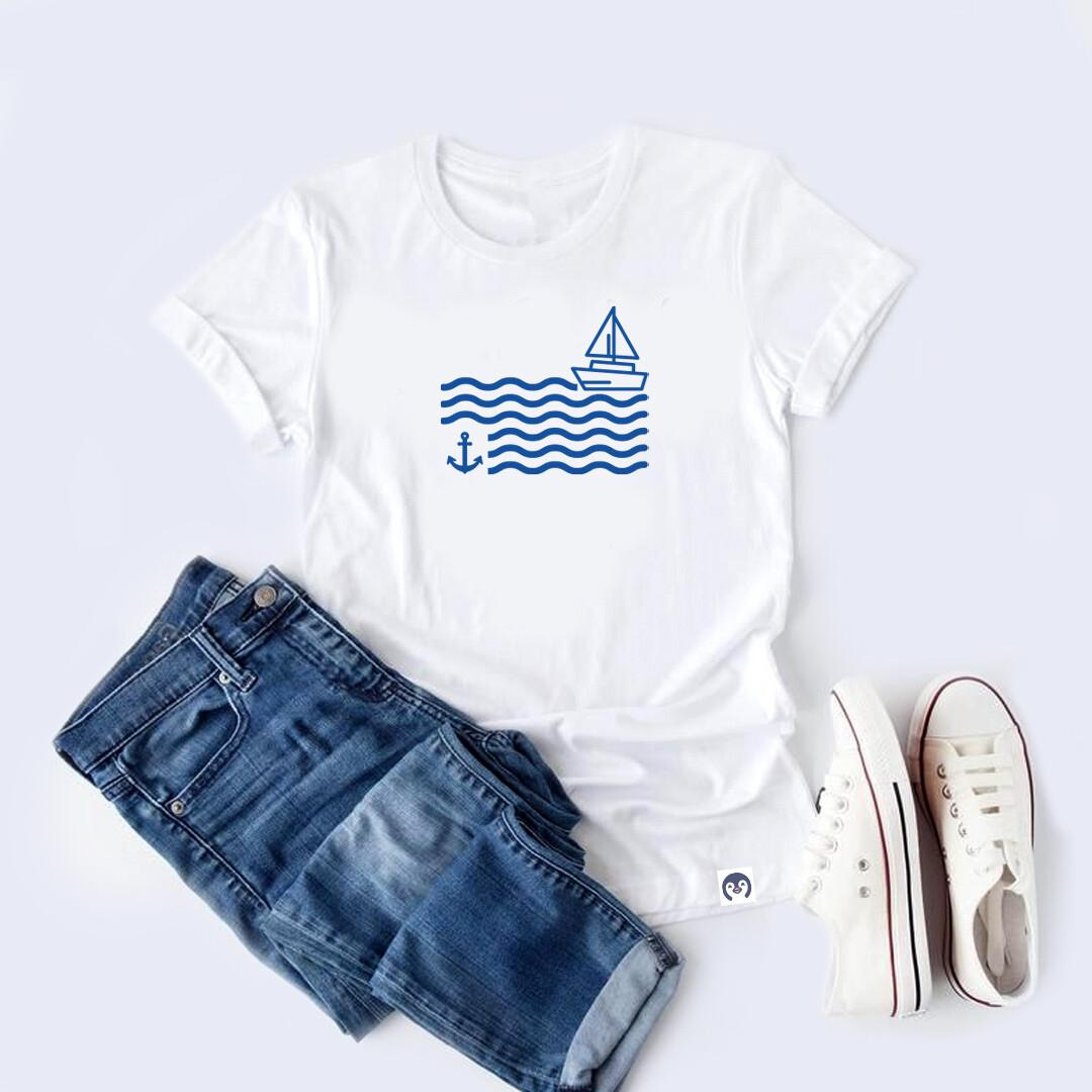 Sail Away T-Shirt Women