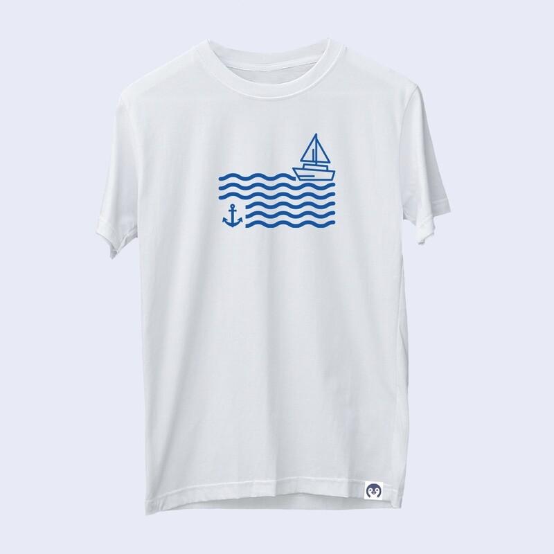 Sail Away T-Shirt Men