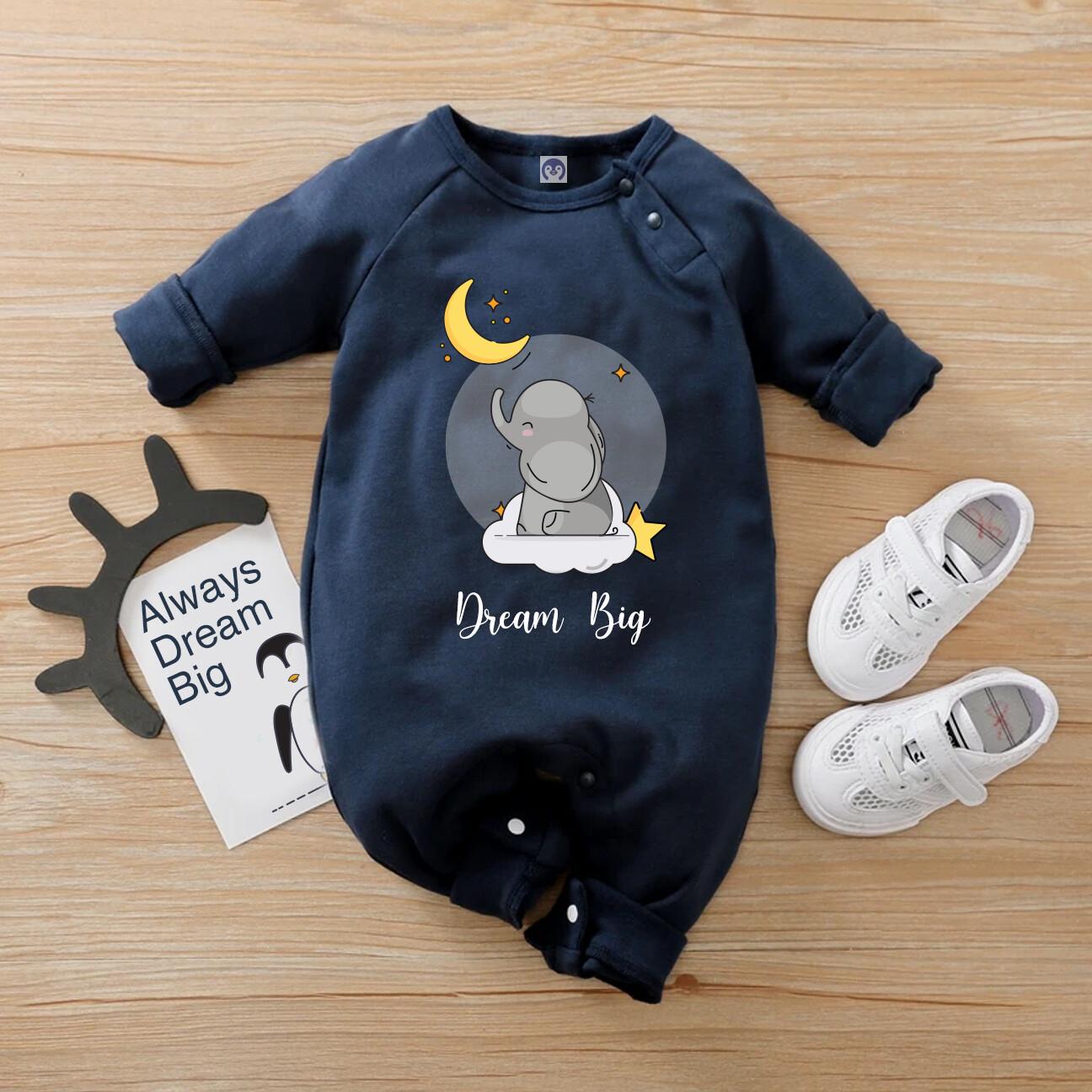 Baby Elephant Jumpsuit