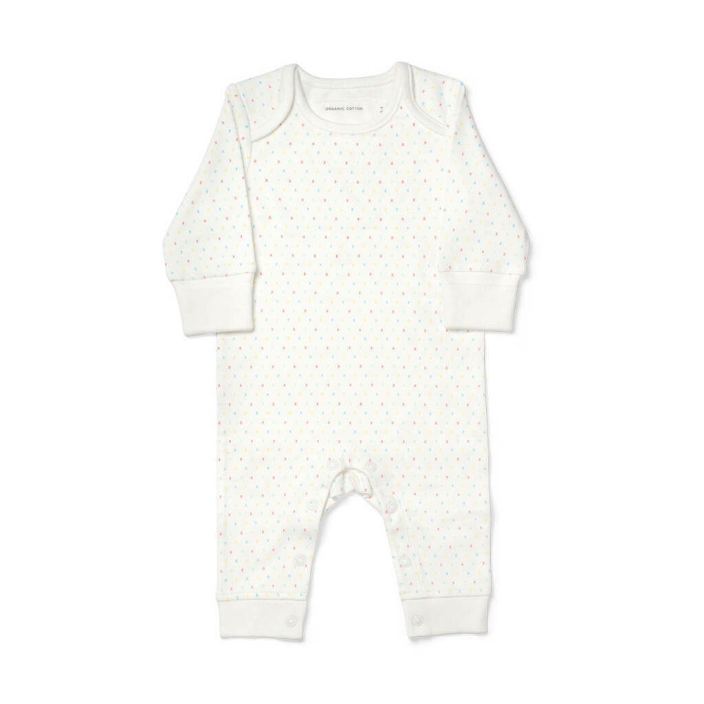 Baby Bodysuit Long-Sleeve and Legs